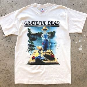 Grateful Dead Vintage 90's 1995 Deadstock T-Shirt